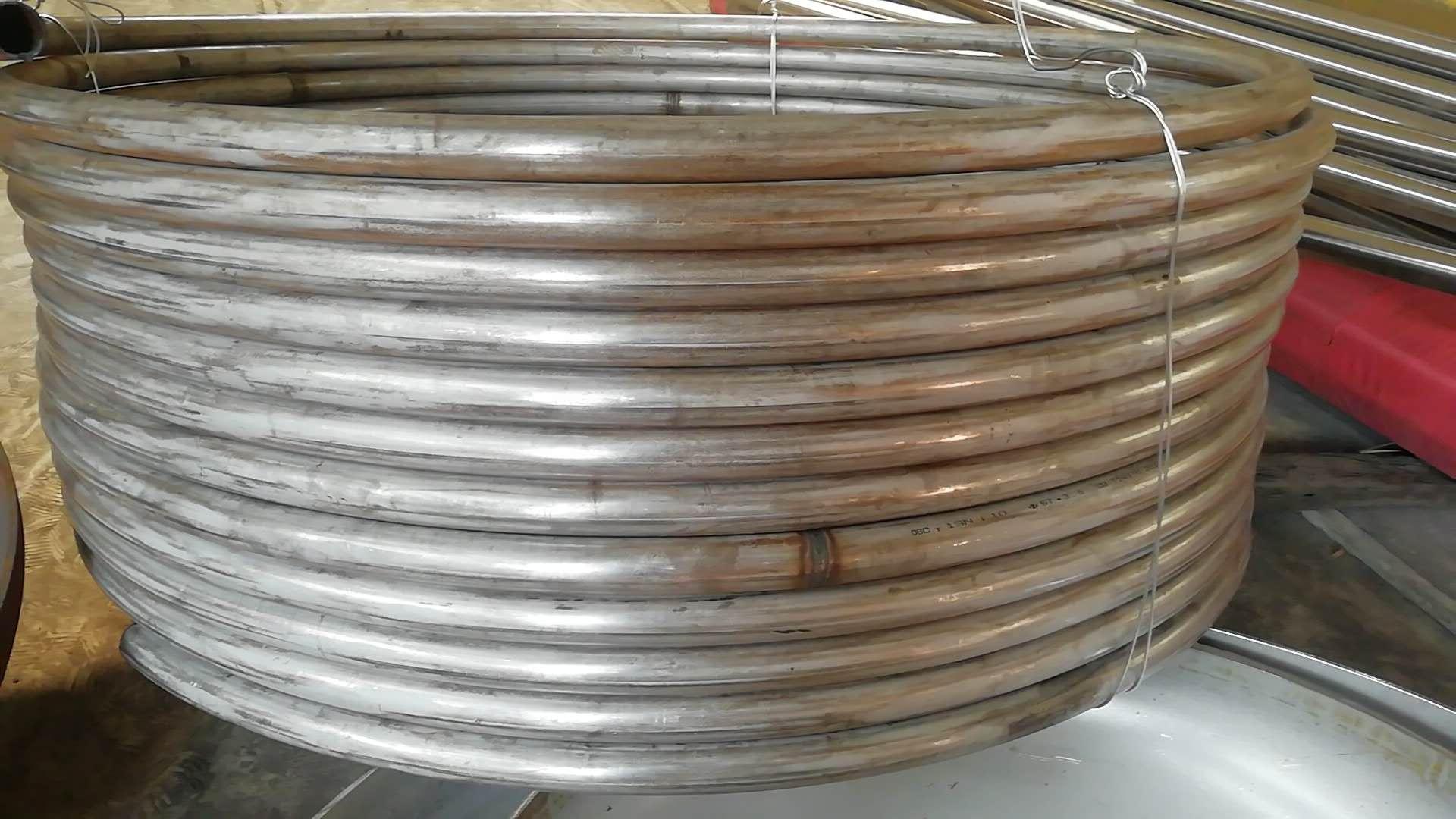 半圆管工程案例