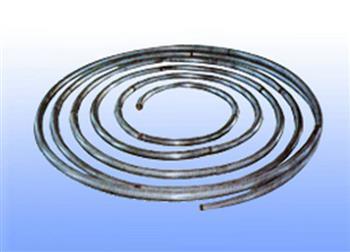 【无缝盘管】是经管坯冷拔工艺处理的
