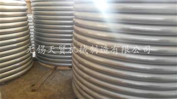 被广泛运用着的半圆管