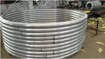 碳钢盘管能不能和不锈钢连接起来呢?