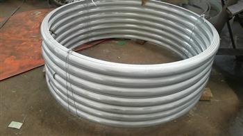 半圆管的使用可以让排水通畅
