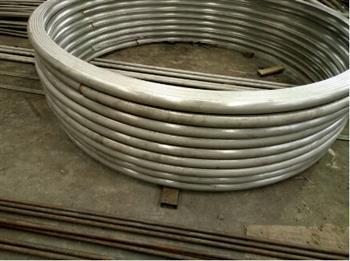 不锈钢半管之不锈钢的着色问题