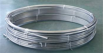 不锈钢盘管与铜盘管对流放热系数大