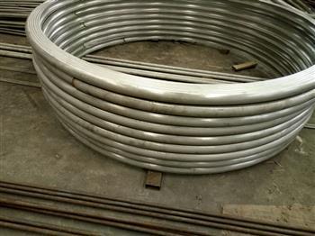 不锈钢半管